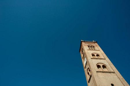 Chiesa di Santo Stefano - Campanile