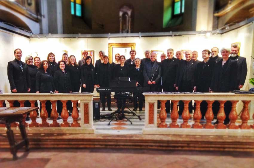 Il coro di Parma