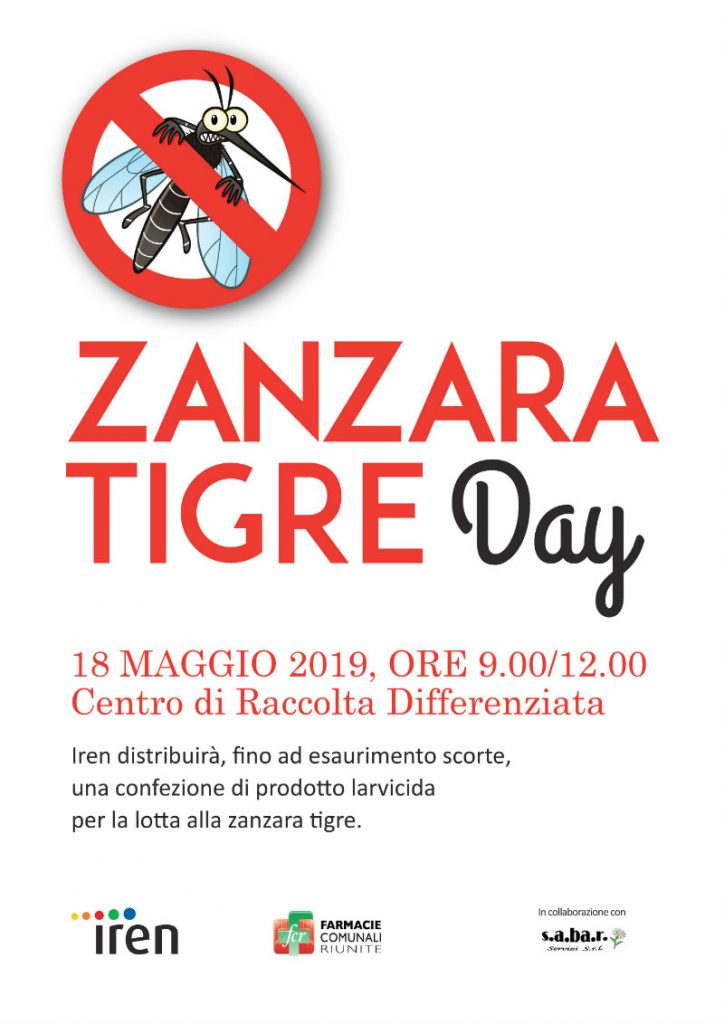 Zanzara Tigre Day 2019