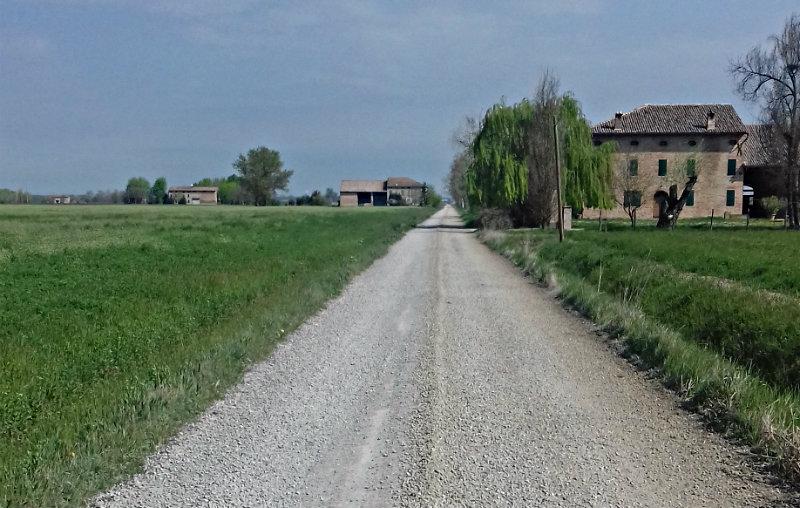 Strade bianche Poviglio