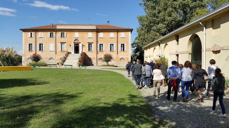 villa Benassi Pallavicino Poviglio