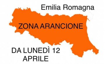 Leggi: «Da lunedì 12 aprile Emilia-Romagna in…»