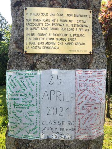 Leggi: «25 Aprile, il contributo della scuola»