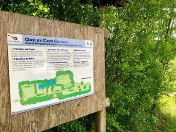 Leggi: «Progetti didattici all'Oasi ex Cave Corazza»