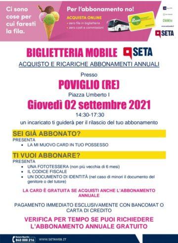 Leggi: «Giovedì 2 settembre in piazza Umberto…»
